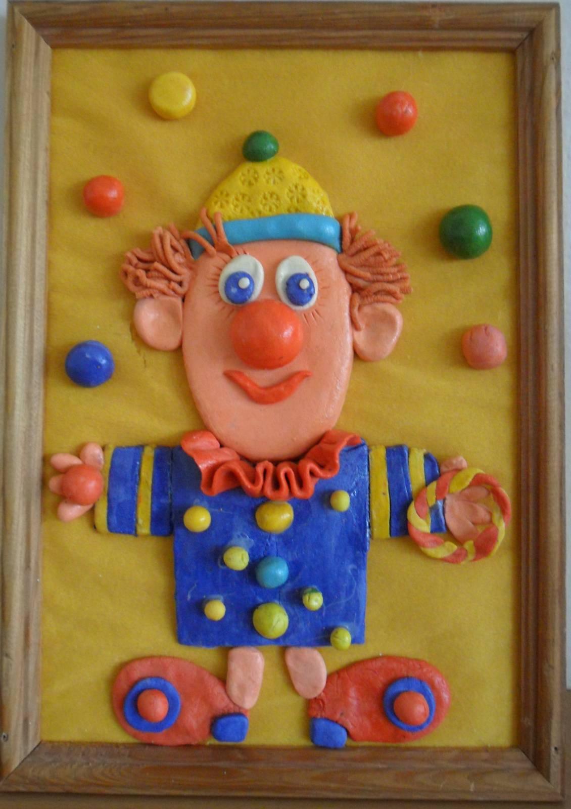 Соленое тесто поделки своими руками для детей 415